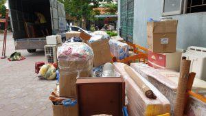 Chính sách đền bù của Taxi Tải Giá Rẻ Sài Gòn