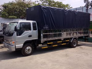 Xe tải có đa dạng tải trọng