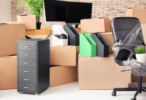 Chuyển văn phòng trọn gói | Xe tải chuyển nhà giá rẻ