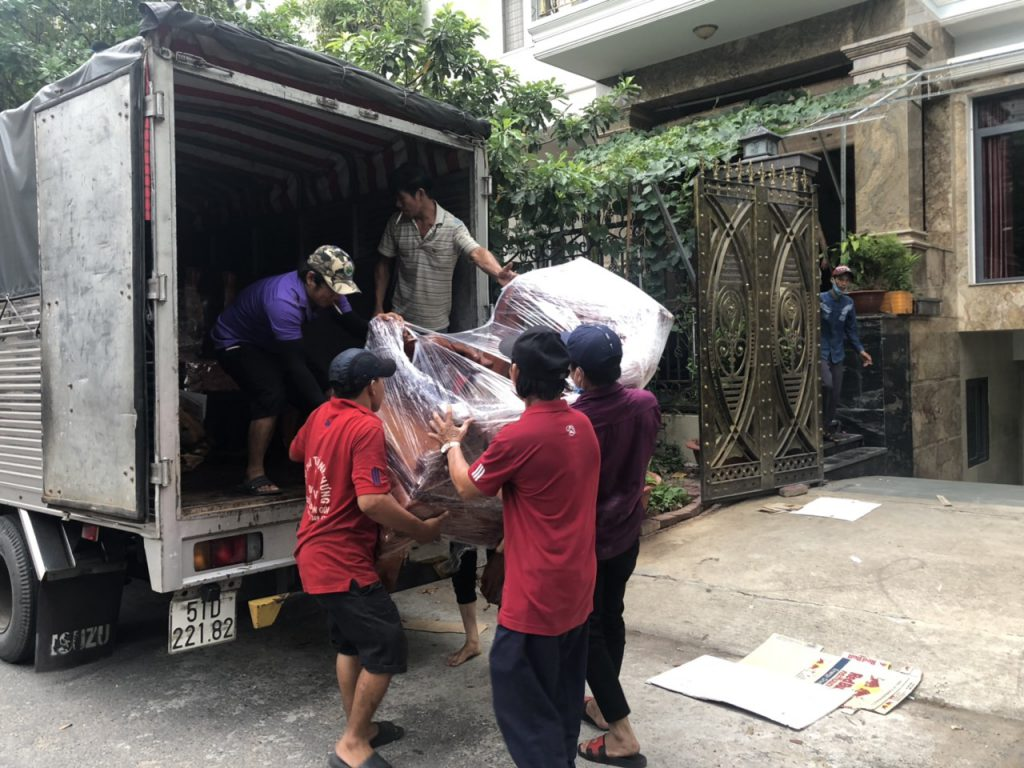 Dịch vụ chuyển nhà trọn gói uy tín