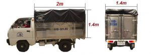 xe tải nhỏ 500kg