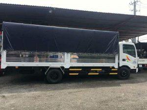 xe tải thùng 6m
