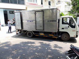 lưu ý giúp khách hàng thuê xe tải vận chuyển hàng