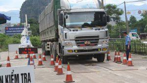 Những quy định về tải trọng trục xe