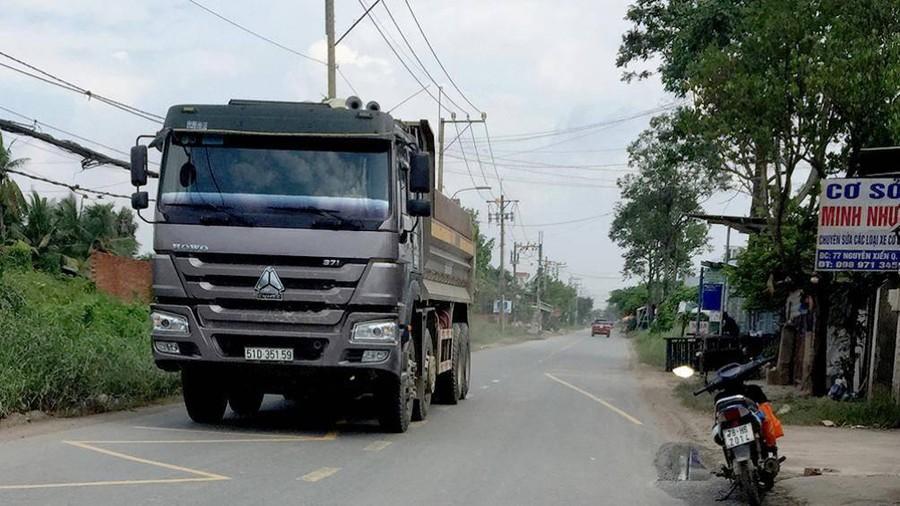 Vậy những loại xe tải nào chạy giờ cấm được?