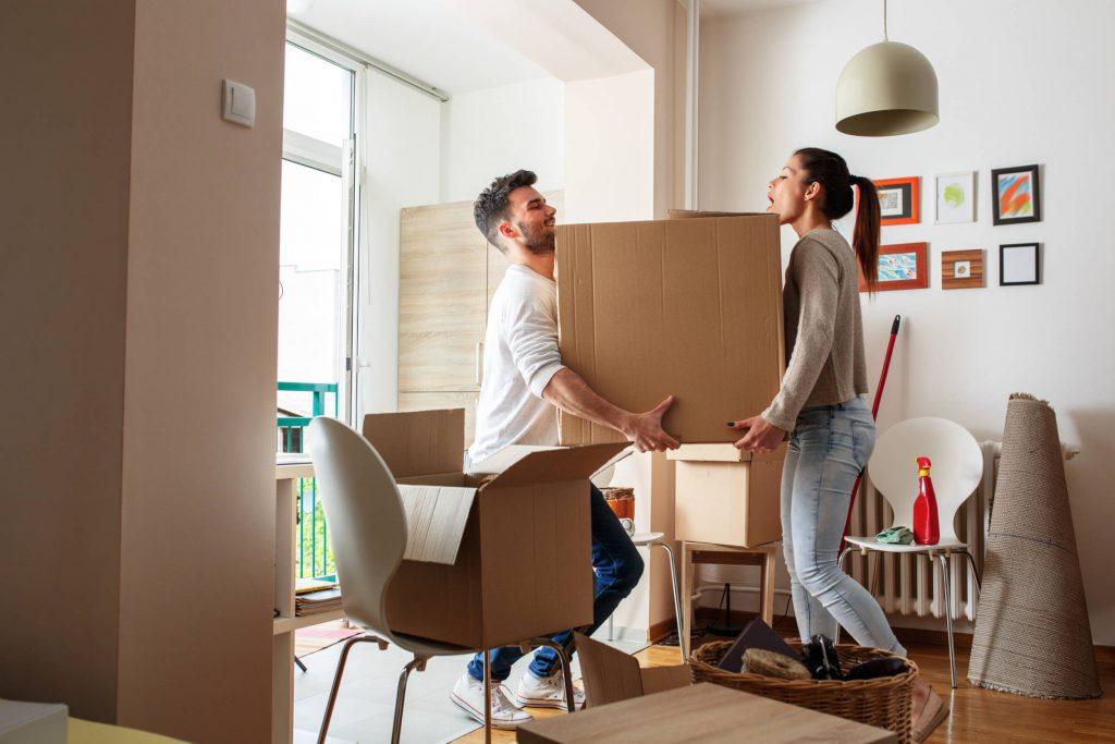 vận chuyển thùng carton chuyển nhà