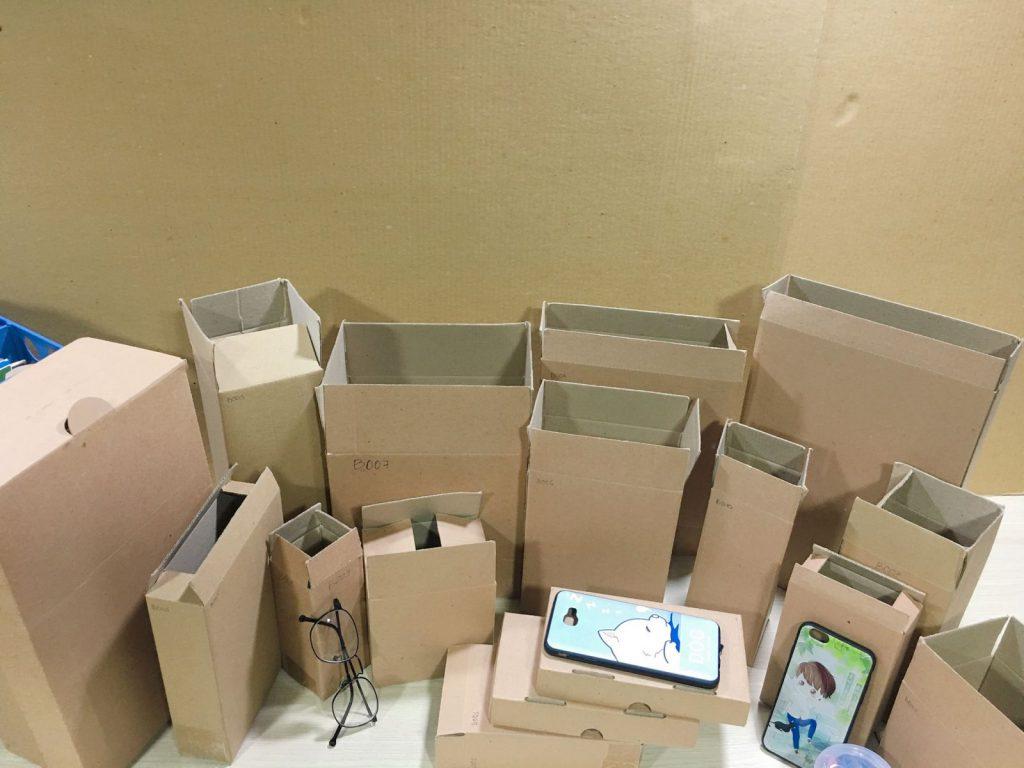 bán thùng carton chuyển nhà huyện Nhà Bè