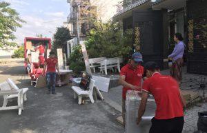Chuyên vận chuyển nhà Bà Rịa - Vũng Tàu