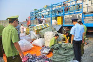 Những mặt hàng cấm vận chuyển tại Việt Nam