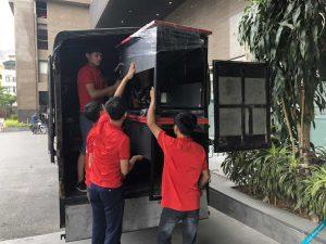Taxi Tải Giá Rẻ Sài Gòn chuyên dịch vụ vận chuyển hàng hóa Bắc Nam uy tín