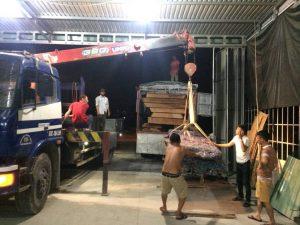 Dịch vụ cho thuê xe cẩu quận Phú Nhuận uy tín - Taxi Tải Giá Rẻ Sài Gòn