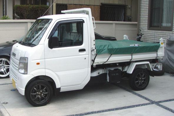 Giá xe tải nhở chở hàng giá rẻ, uy tín