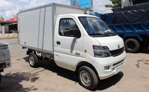 Các loại hình xe tải chở hàng mà Taxi Tải Giá Rẻ Sài Gòn sở hữu