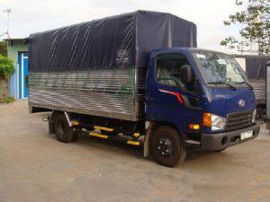 Xe tải 7 tấn chất lượng, uy tín