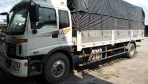 Cho thuê xe tải 8 tấn uy tín - chất lượng
