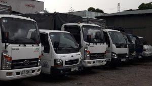 Taxi Tải Giá Rẻ Sài Gòn - Đơn vị cho thuê xe tải hàng đâu tại TPHCM