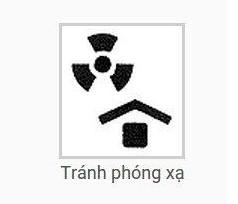 Ký hiệu tránh chất phóng xạ