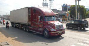Quy trình thuê xe container chât lượng tại Taxi Tải Giá Rẻ Sài Gòn