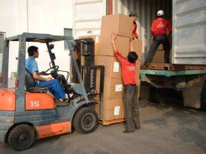 Dịch vụ chuyển kho xưởng trọn gói chuyên nghiệp tại quận 10