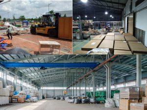 Dịch vụ chuyển kho xưởng trọn gói chuyên nghiệp tại quận 1