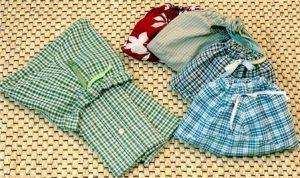 cách tái chế quần áo cũ thành túi lọc