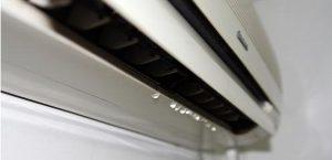 Máy lạnh chảy nước có tốn điện hay không