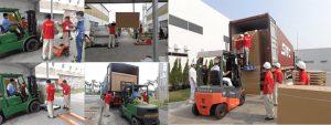 Quy trình của dịch vụ chuyển kho xưởng quận 10