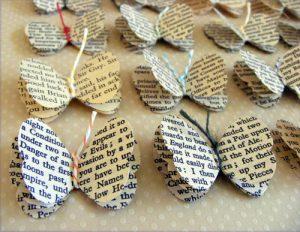 tái chế các loại giấy báo cũ