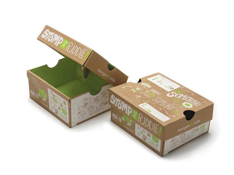 cách làm hộp quà bằng bìa carton sáng tạo