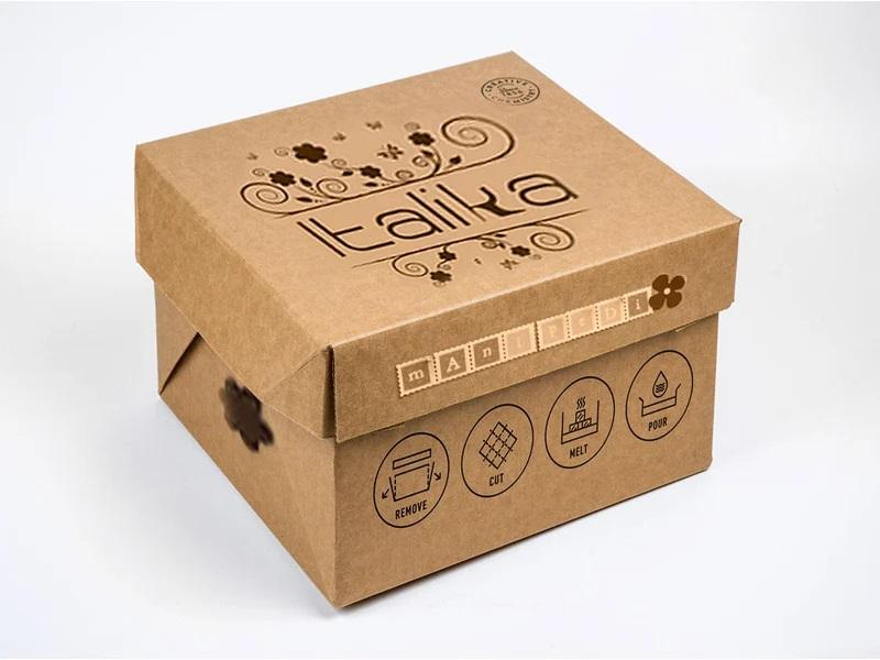 mẫu thùng quà carton đẹp
