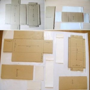 sắp xếp các mẫu bìa theo thứ tự