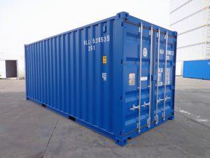 kích thước container 45 feet