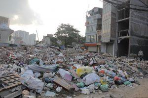 các yếu tố ảnh hưởng chi phí vận chuyển phế thải, rác thải xây dựng