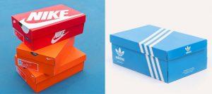 các ưu nhiệm điểm của hộp giấy đựng giày