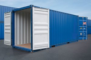 Loại Container 20 feet Flat Rack