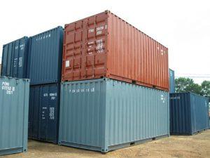 Container 20 feet Cao (HC) và thông tin chi tiết