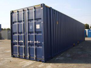 Container 45 feet và thông tin chi tiết