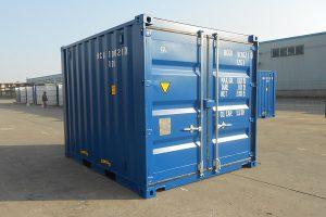 Thùng Container 10 feet và các thông tin chi tiết