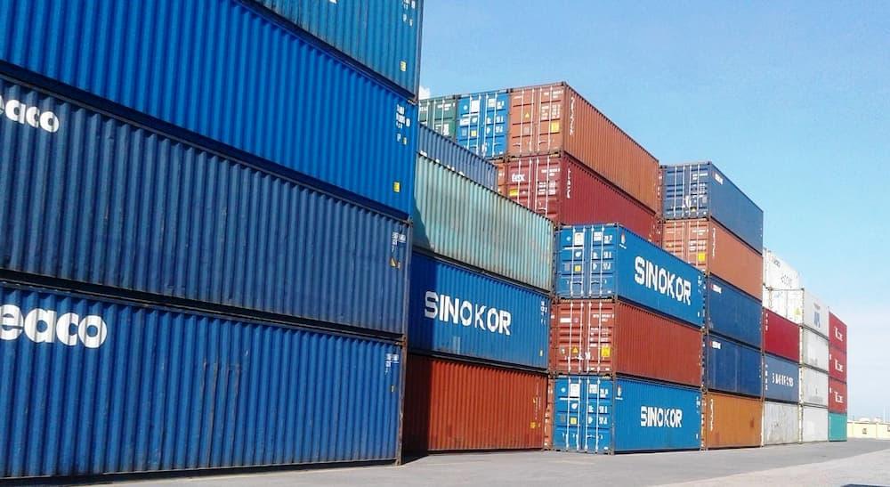 kích thước container 50 feet