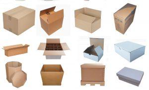 các mẫu thiết kế thùng carton hiện nay