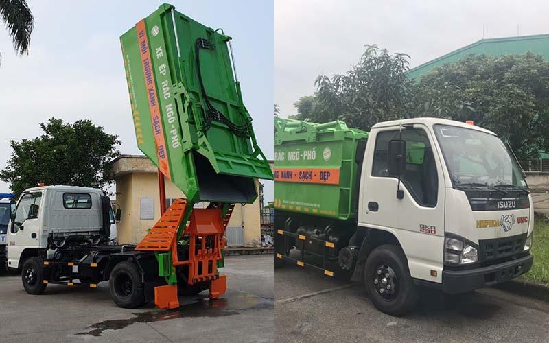 top công ty vận chuyển rác thải uy tín tại Hà Nội