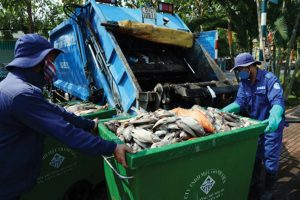 Công Ty TNHH Tân Thuận Phong dịch vụ vận rác thải giá rẻ