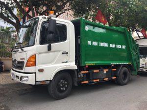 công ty vận chuyển rác thải tại Hà Nội chuyên nghiệp - giá rẻ