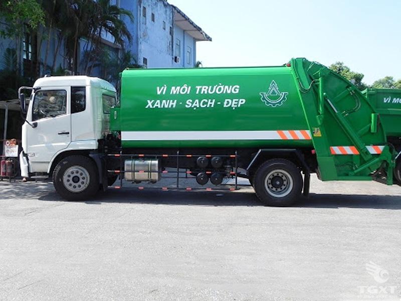 Top danh sách các công ty vận chuyển rác thải tại Hà Nội